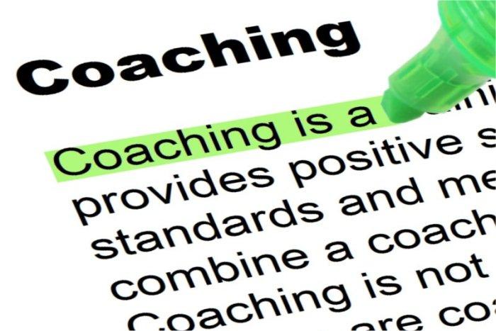 coaching definizione